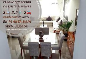 Foto de casa en venta en parque querétaro 2, lomas de angelópolis ii, san andrés cholula, puebla, 0 No. 01