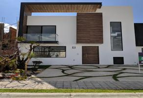 Foto de casa en condominio en venta en parque quintana roo , lomas de angelópolis ii, san andrés cholula, puebla, 15008968 No. 01