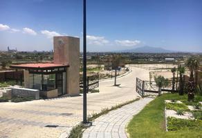 Foto de terreno habitacional en venta en parque rodas, circuito olimpia , santa clara ocoyucan, ocoyucan, puebla, 0 No. 01