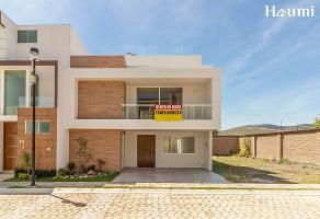 Foto de casa en venta en parque sonora , la isla lomas de angelópolis, san andrés cholula, puebla, 0 No. 01