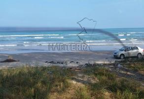 Foto de terreno habitacional en venta en pasando isla tajín, playa galindo , playa azul, tuxpan, veracruz de ignacio de la llave, 0 No. 01