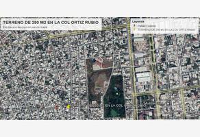 Foto de terreno habitacional en venta en  , pascual ortiz rubio, veracruz, veracruz de ignacio de la llave, 15006863 No. 01