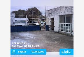 Foto de terreno comercial en venta en  , pascual ortiz rubio, veracruz, veracruz de ignacio de la llave, 18697640 No. 01