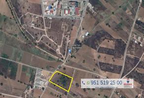 Foto de terreno comercial en venta en paseo campestre , san raymundo jalpan, san raymundo jalpan, oaxaca, 5965989 No. 01