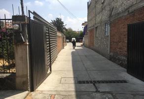 Foto de terreno habitacional en venta en paseo colón nd, capultitlán centro, toluca, méxico, 0 No. 01