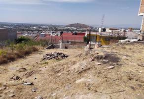 Foto de terreno habitacional en venta en paseo de beirut 245, tejeda, corregidora, querétaro, 0 No. 01