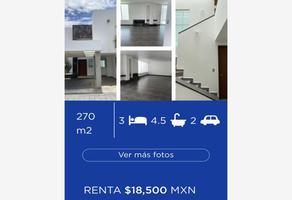 Foto de casa en renta en paseo de la asunsion 245, virreyes residencial, metepec, méxico, 0 No. 01