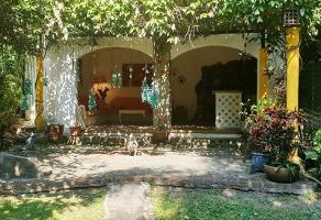Foto de casa en venta en paseo de la cañada 23, ampliación la cañada, cuernavaca, morelos, 17729025 No. 01