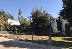 Foto de terreno habitacional en venta en paseo de la cañada 3760, lomas del valle, zapopan, jalisco, 6870663 No. 01