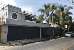 Foto de casa en venta en paseo de la cañada ., lomas del valle, zapopan, jalisco, 7289455 No. 01