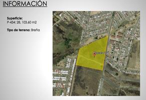 Foto de terreno habitacional en venta en paseo de la cumbre , colinas del roble, tlajomulco de zúñiga, jalisco, 18410881 No. 01