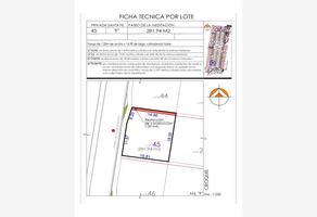 Foto de terreno comercial en venta en paseo de la meditacion 54, villas de irapuato, irapuato, guanajuato, 17710770 No. 01