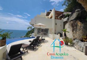 Foto de casa en renta en paseo de la playa lote 34, real diamante, acapulco de juárez, guerrero, 18575870 No. 01