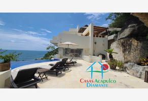 Foto de casa en renta en paseo de la playa lote 34 villas del mar, real diamante, acapulco de juárez, guerrero, 18611367 No. 01