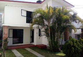 Foto de casa en renta en paseo de la reforma 5, burgos, temixco, morelos, 0 No. 01