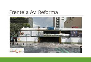 Foto de terreno comercial en venta en paseo de la reforma , cuauhtémoc, cuauhtémoc, df / cdmx, 0 No. 01