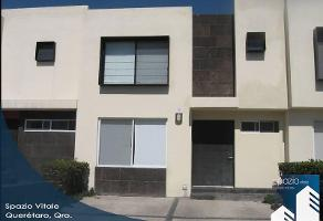 Foto de casa en renta en paseo de la reforma , lomas del marqués 1 y 2 etapa, querétaro, querétaro, 10014154 No. 01