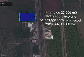 Foto de terreno comercial en venta en paseo de la república 1, paseos de la cuesta, querétaro, querétaro, 8637627 No. 01