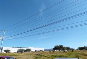 Foto de terreno industrial en venta en paseo de la república , santa catarina, querétaro, querétaro, 15357022 No. 01