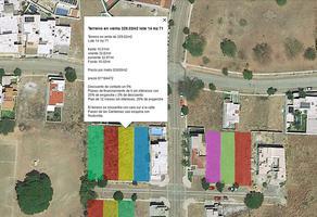 Foto de terreno habitacional en venta en paseo de las gardenias 14, paseo de la hacienda, colima, colima, 0 No. 01