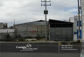Foto de nave industrial en venta en paseo de las moras , los huertos, querétaro, querétaro, 16352220 No. 01