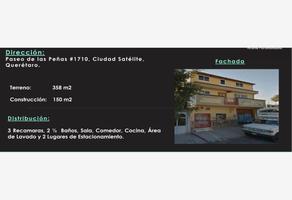 Foto de casa en venta en paseo de las peñas 1710, cosmos (satelite), querétaro, querétaro, 13290383 No. 01