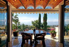 Foto de casa en venta en paseo de las pe?as , san antonio tlayacapan, chapala, jalisco, 6567236 No. 01