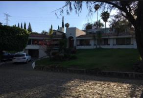 Foto de casa en venta en paseo de las primaveras 0, rancho contento, zapopan, jalisco, 5821444 No. 01