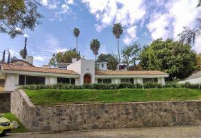 Foto de casa en venta en paseo de las primaveras 0, rancho contento, zapopan, jalisco, 6610345 No. 01