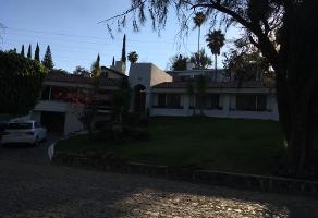 Foto de casa en venta en paseo de las primaveras 1, rancho contento, zapopan, jalisco, 5923620 No. 01