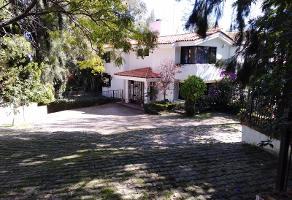 Foto de casa en venta en paseo de las primaveras 41, rancho contento, zapopan, jalisco, 6483352 No. 01