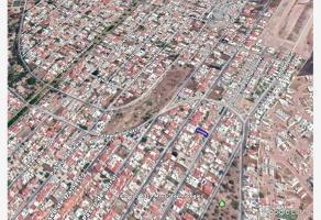 Foto de terreno habitacional en venta en paseo de londres 521, tejeda, corregidora, querétaro, 10225631 No. 01