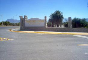 Foto de terreno habitacional en venta en paseo de los cedros, country club , country club, saltillo, coahuila de zaragoza, 15169250 No. 01
