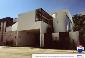 Foto de casa en venta en paseo de los cedros , los cedros residencial, durango, durango, 10236699 No. 01