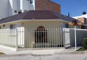 Foto de casa en renta en paseo de los fresnos , colinas del parque, san luis potosí, san luis potosí, 0 No. 01