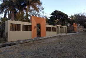 Foto de casa en venta en paseo de los galapagos 06 , los galápagos, chapala, jalisco, 5983330 No. 01