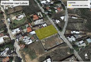 Foto de terreno habitacional en venta en paseo de los halcones 100, lomas de lourdes, saltillo, coahuila de zaragoza, 12714329 No. 01