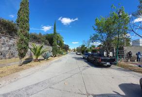 Foto de terreno habitacional en venta en paseo de los laureles 267, el palomar, tlajomulco de zúñiga, jalisco, 18865395 No. 01