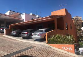 Foto de casa en condominio en venta en paseo de los laureles , bosques de las lomas, cuajimalpa de morelos, df / cdmx, 19170050 No. 01