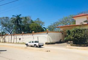 Foto de terreno habitacional en venta en paseo de los macayos esquina calle sin nombre l-15 manzana 2 , el recreo, centro, tabasco, 12650475 No. 01
