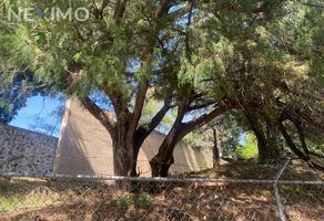 Foto de terreno habitacional en venta en paseo de los mandarinos 166, ahuatepec, cuernavaca, morelos, 18864503 No. 01