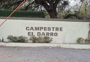 Foto de rancho en venta en paseo de los nogales , el barrial, santiago, nuevo león, 0 No. 01