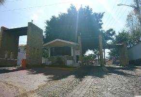 Foto de terreno habitacional en venta en paseo de los olmos , cortijo de san agustin, tlajomulco de zúñiga, jalisco, 14257098 No. 01