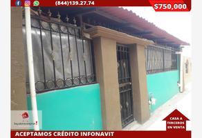 Foto de casa en venta en paseo de los osos 971, lomas de lourdes, saltillo, coahuila de zaragoza, 0 No. 01