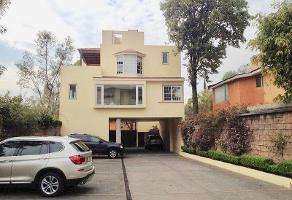 Foto de casa en venta en paseo de los padres 50, olivar de los padres, álvaro obregón, df / cdmx, 13625649 No. 01