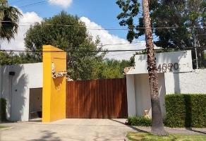 Foto de terreno habitacional en venta en paseo de los parque , villa universitaria, zapopan, jalisco, 6821969 No. 01