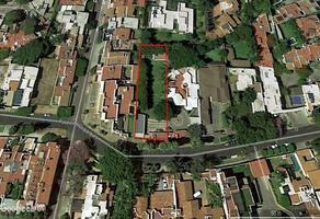 Foto de terreno habitacional en venta en paseo de los parques 4090, colinas de san javier, zapopan, jalisco, 0 No. 01
