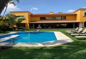Foto de casa en venta en paseo de los tabachines , tabachines, cuernavaca, morelos, 16547409 No. 01