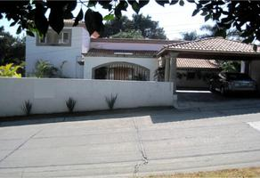 Foto de casa en renta en paseo de los tabchines 290, club de golf, cuernavaca, morelos, 0 No. 01