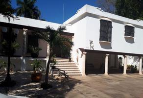 Foto de casa en renta en  , paseo de montejo, mérida, yucatán, 17876592 No. 01